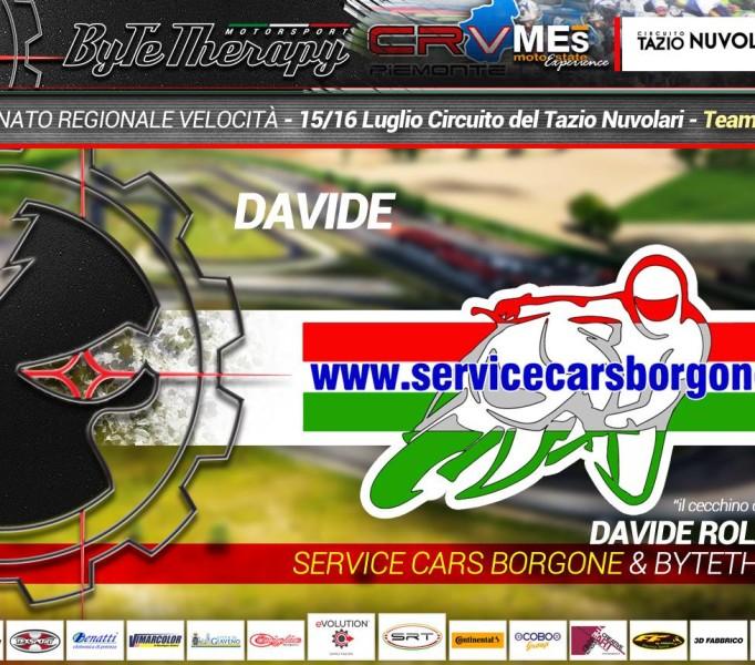 Tazio CRV 2017 2