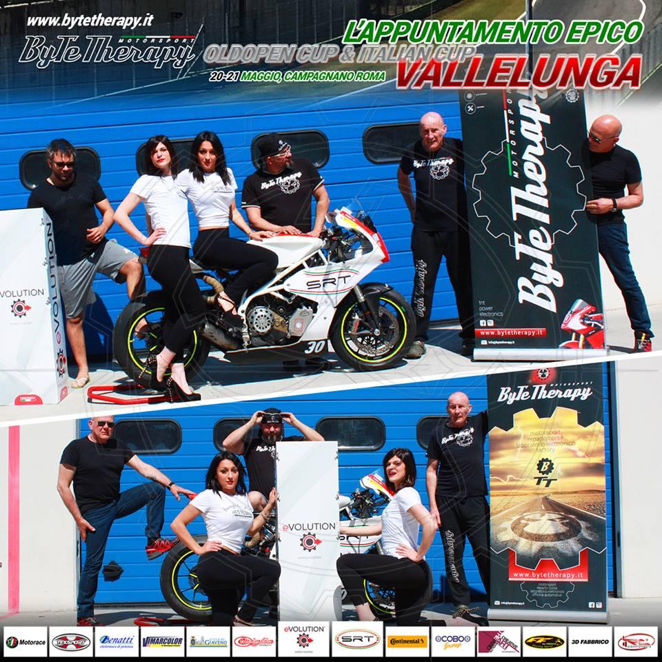 Circuito Vallelunga : Moto coppa italia a vallelunga di scena il quarto round