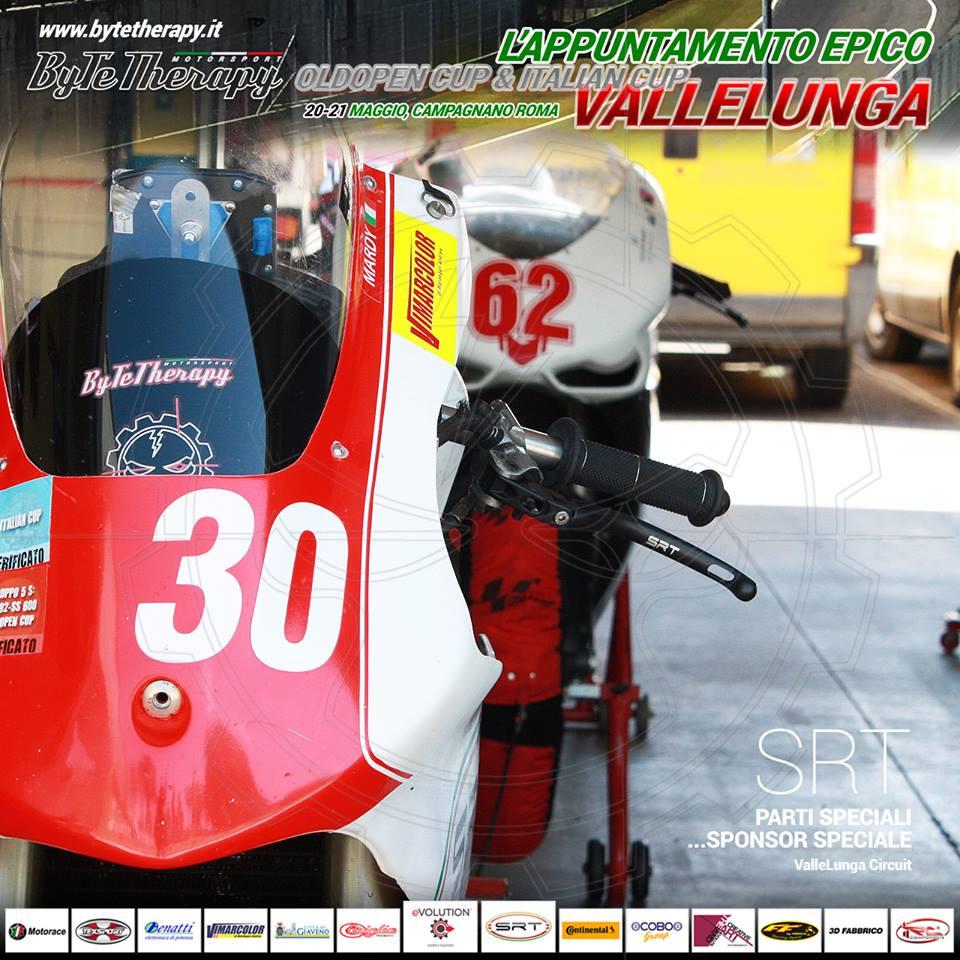 Circuito Vallelunga : Campionato italiano gt vallelunga è la sesta manche motorbox